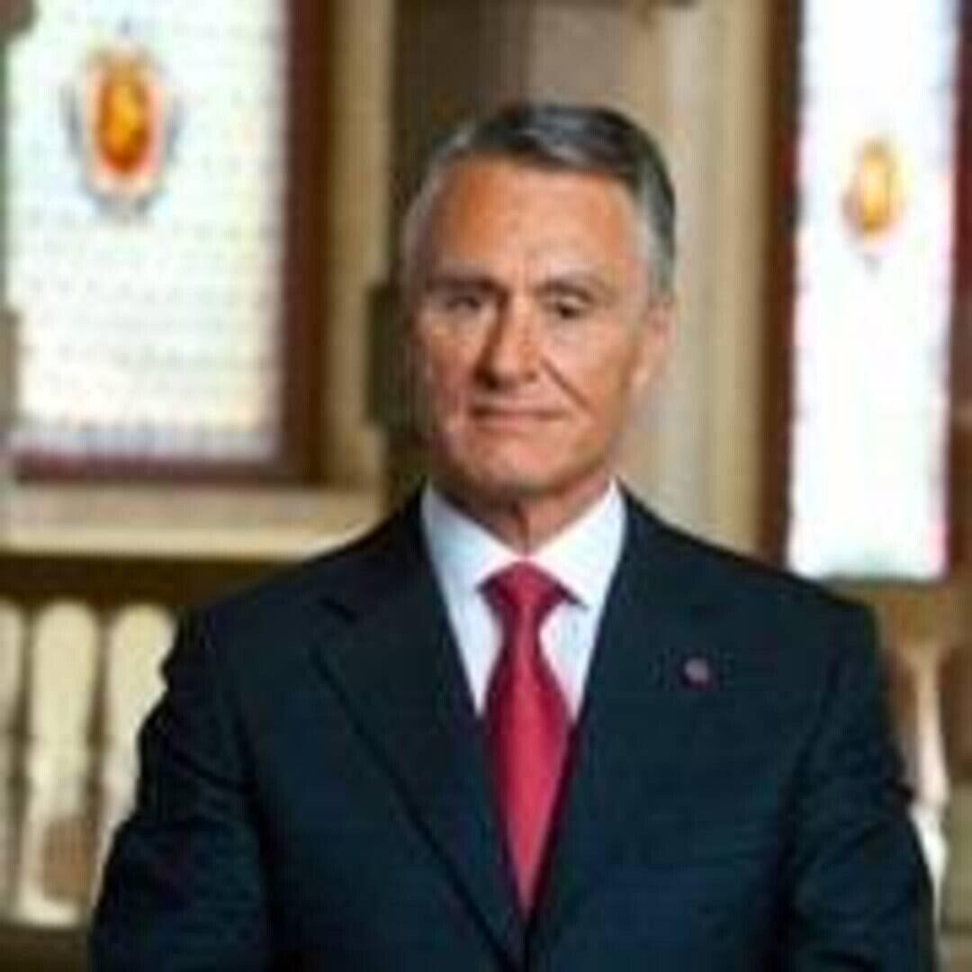 Com o Alto Patrocínio de Sua Excelência O Presidente da República Portuguesa