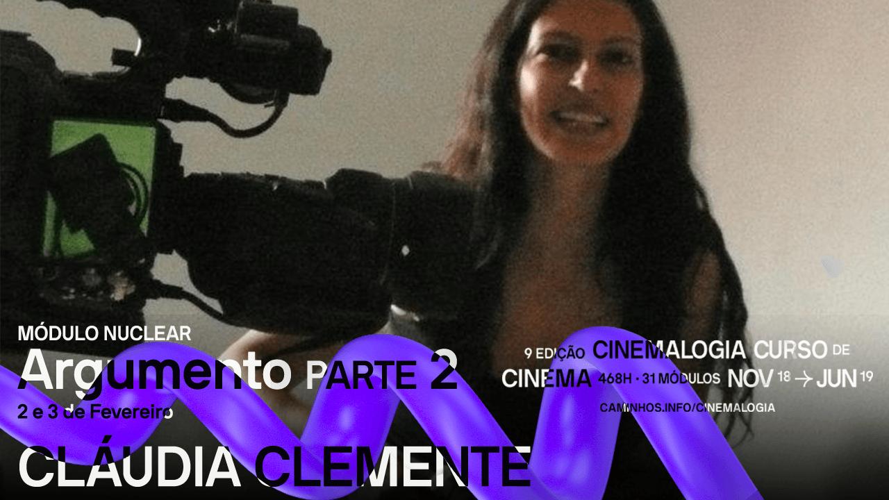 02 Argumento Claudia Clemente