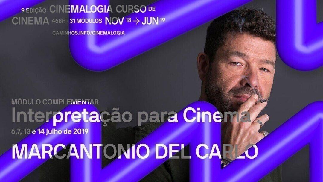 28 Interpretação para Cinema MARCANTONIO DEL CARLO