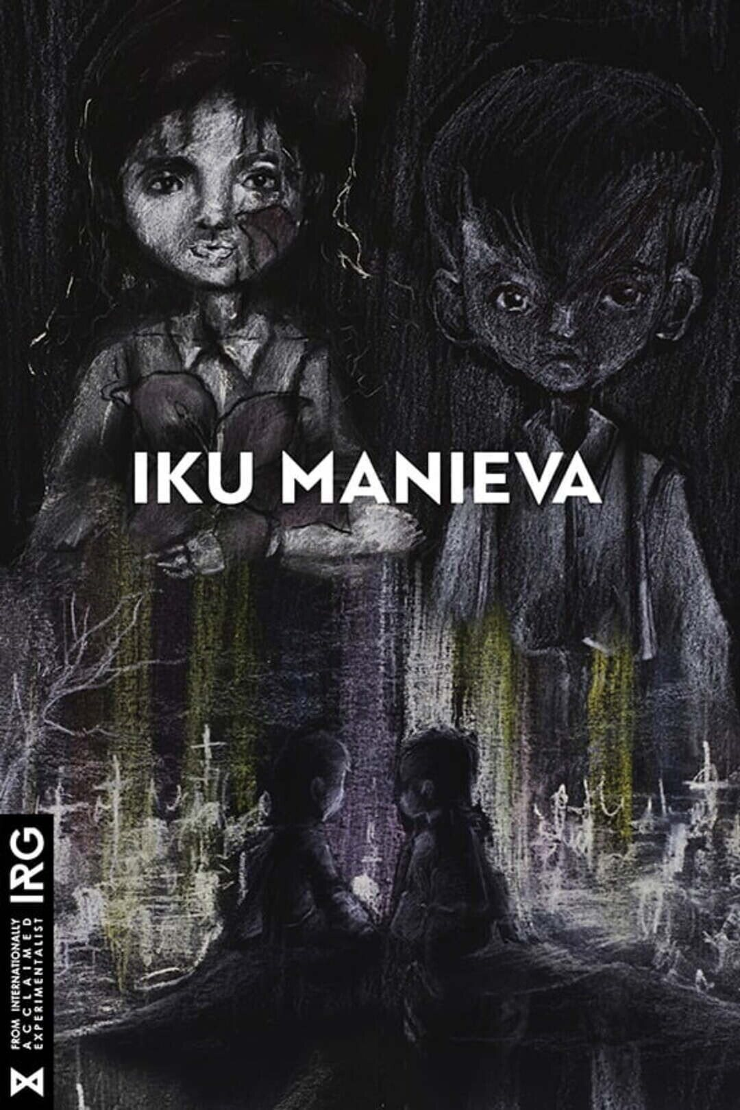 Iku Manieva Poster B Web