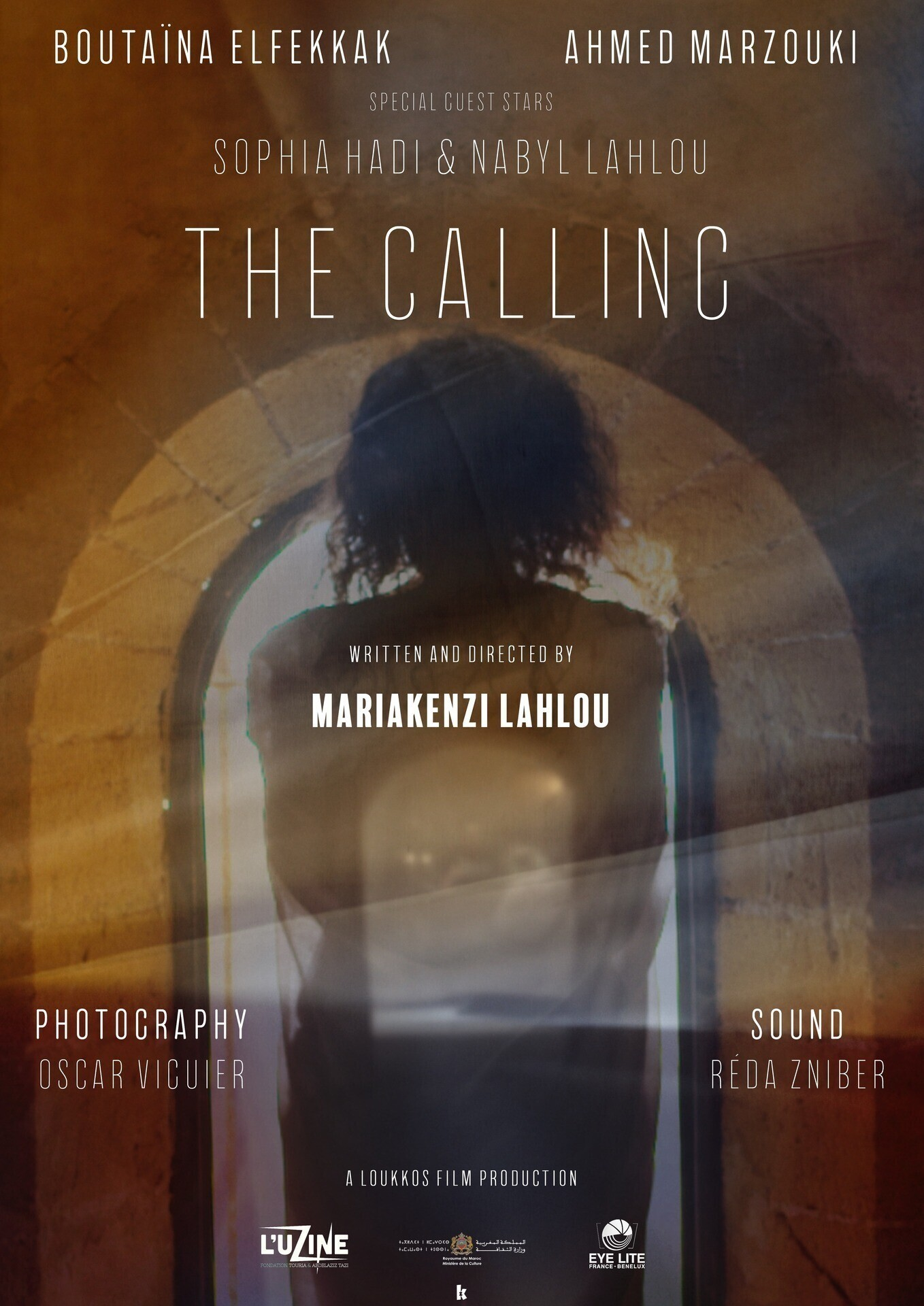 THE CALLING English poster