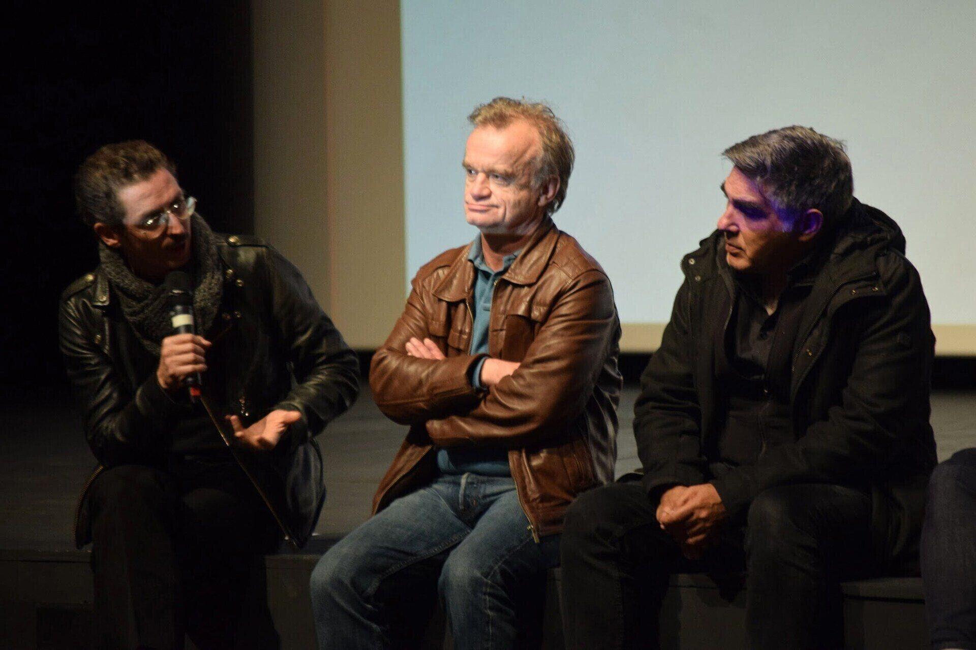 Paulo Furtado, Dominique Pinon, Edgar Pêra