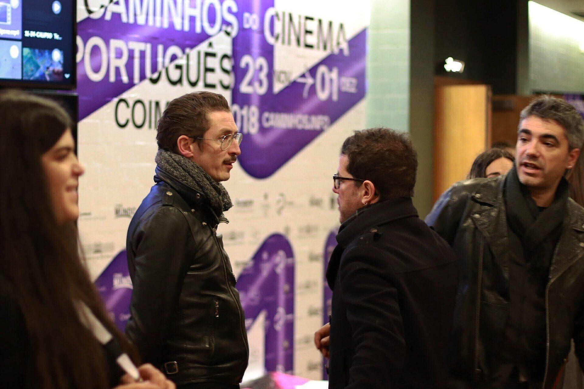 Paulo Furtado, Eduardo Brito e Rodrigo Areias