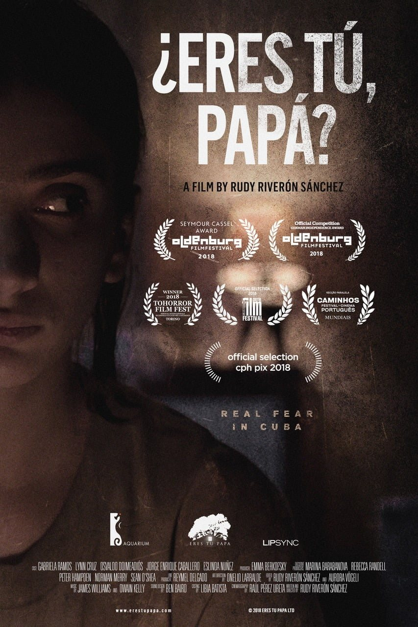 Is That You Eres Tu Papa by Rudy Riveron Sanchez ESP