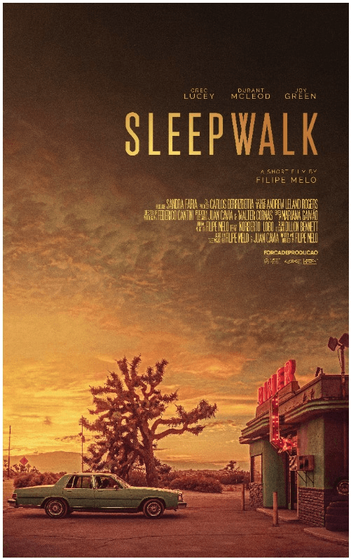 Sleepwalk de Filipe Melo (2018)