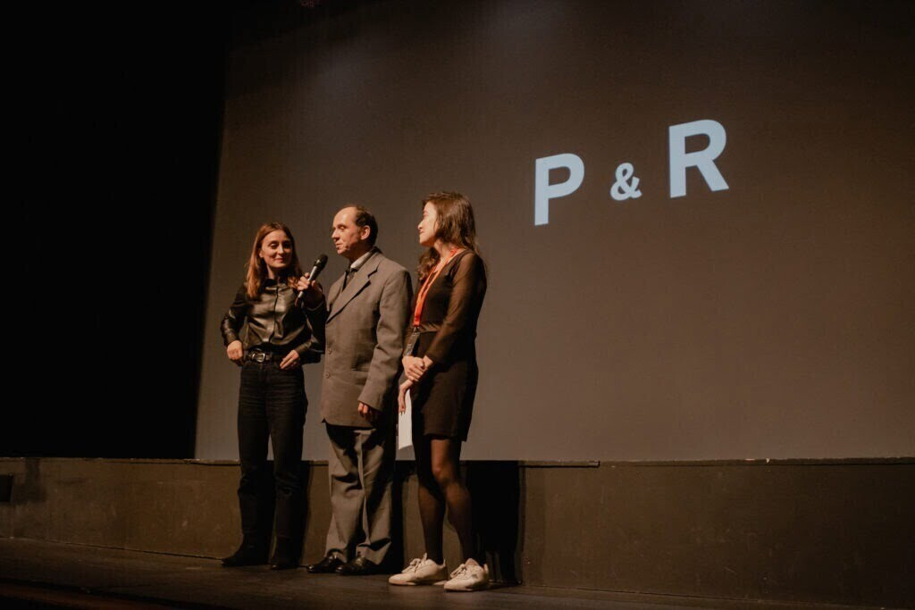 Cristéle Alves Meira e Duarte Pina