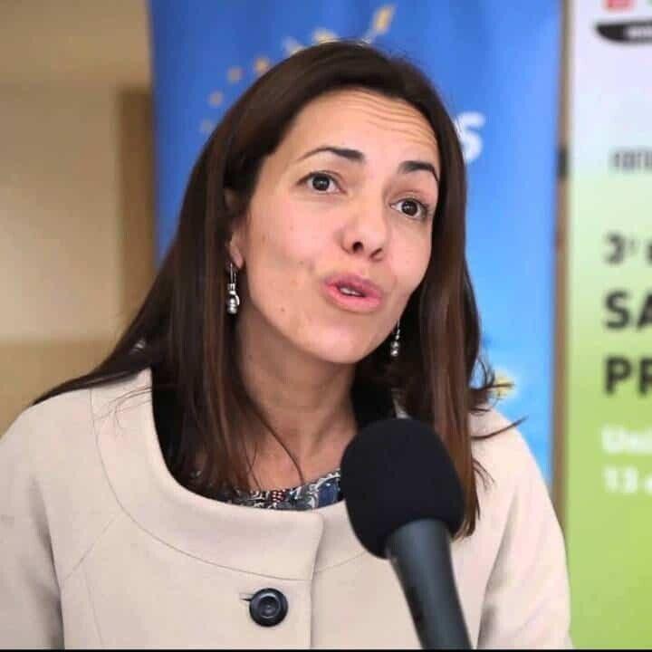 Clara Almeida Santos, Vice-reitora para a Cultura e Comunicação da Universidade de Coimbra (2015)